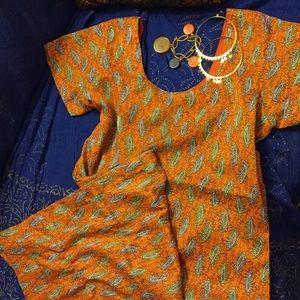 Vintage Silk Kurta Tunic